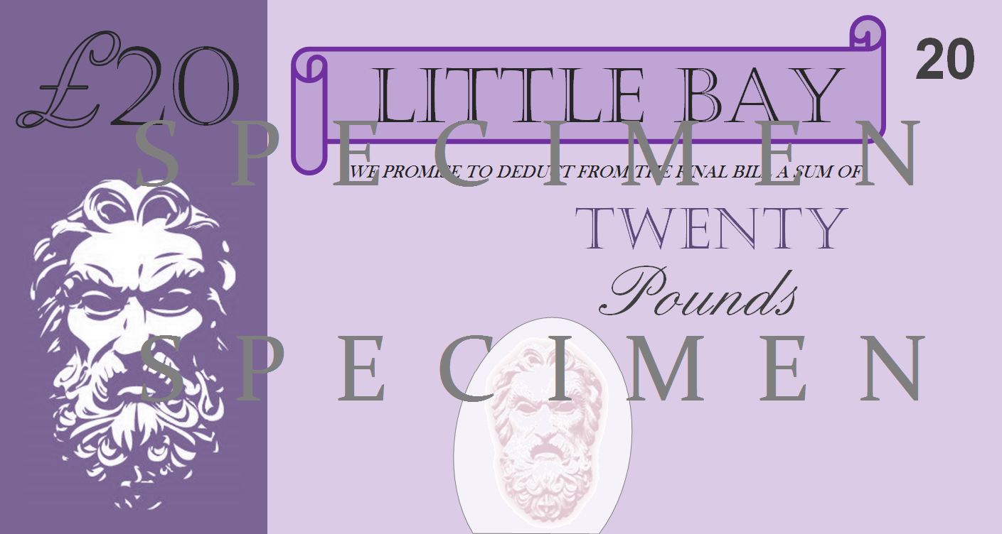 Little Bay £20 Gift Voucher