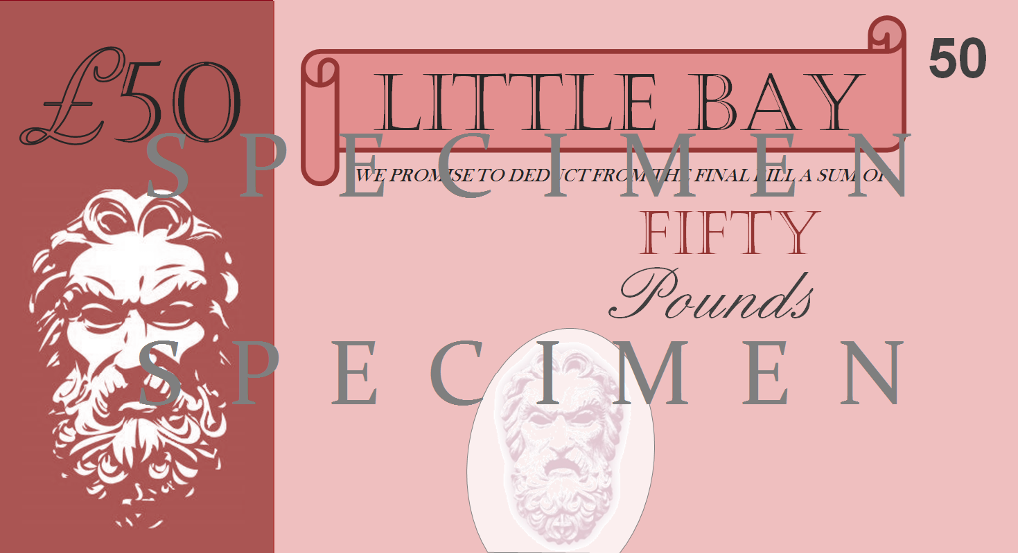 Little Bay £50 Gift Voucher